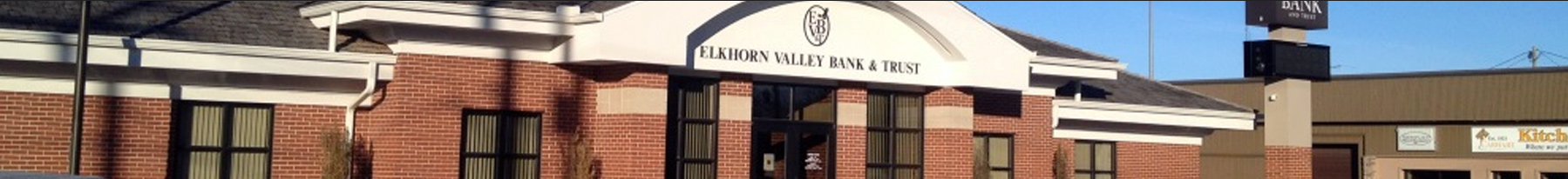 Info About Elkhorn Valley Bank & Trust